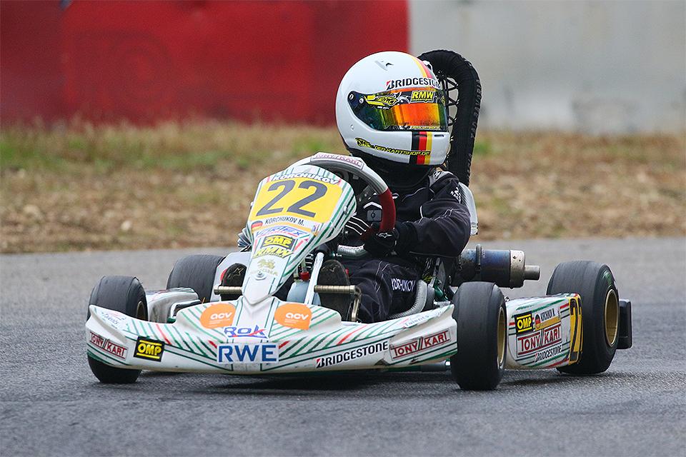 Erfolgreicher Saisonabschluss für RMW Motorsport