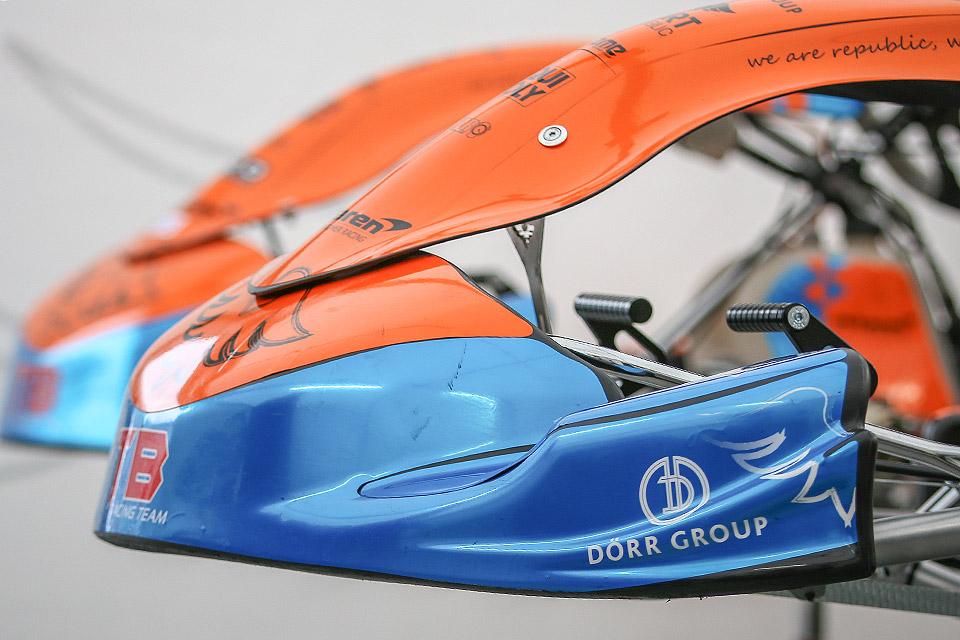 Hausmesse bei TB Racing und Dörr Motorsport