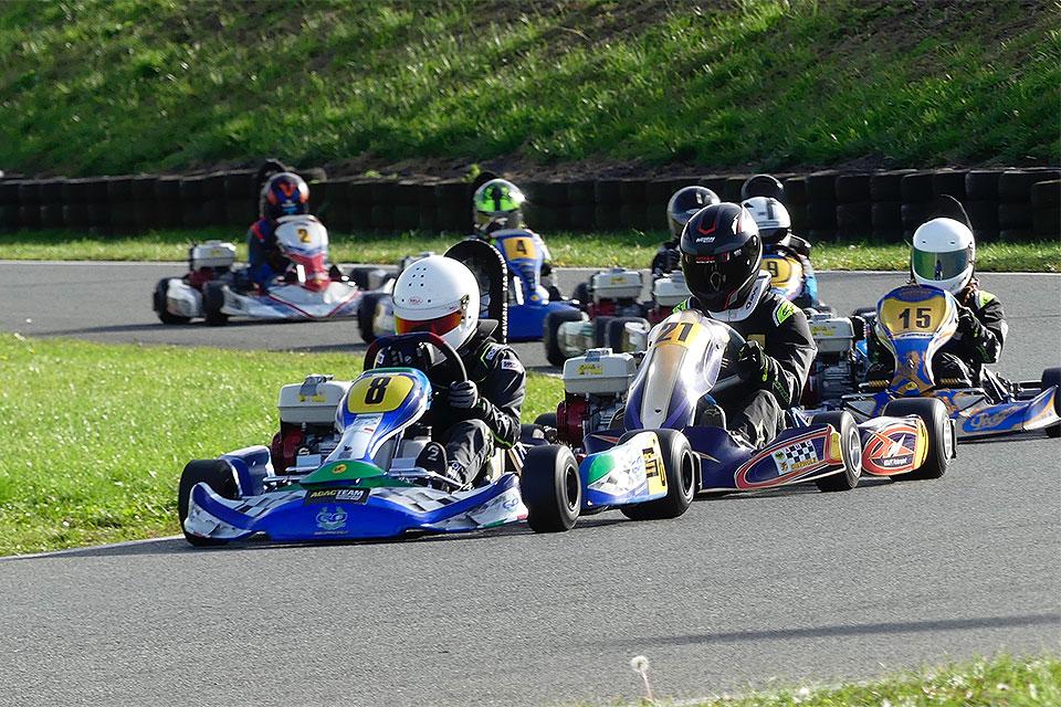 ADAC Kart-Rookies-Cup Südwest: Preisgünstiger Motorsport für Einsteiger