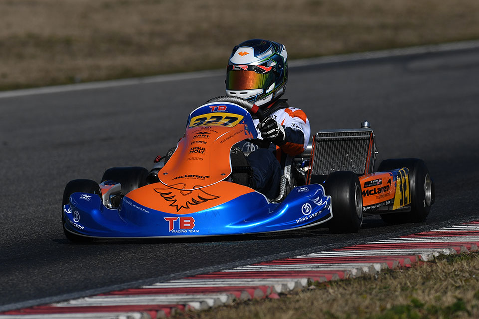 TB Racing Team beendet Winter Cup in den Top-Fünf