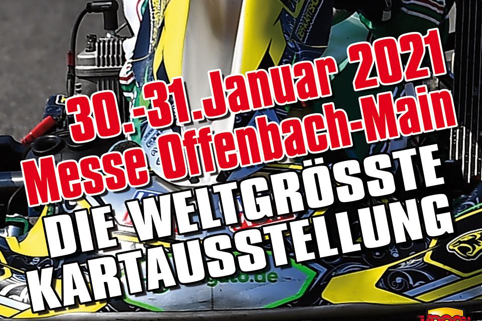 Der weltweite Kartsport präsentiert sich neu aufgestellt in Offenbach