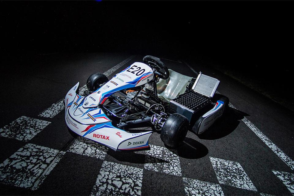 E-Racing für den Motorsportnachwuchs