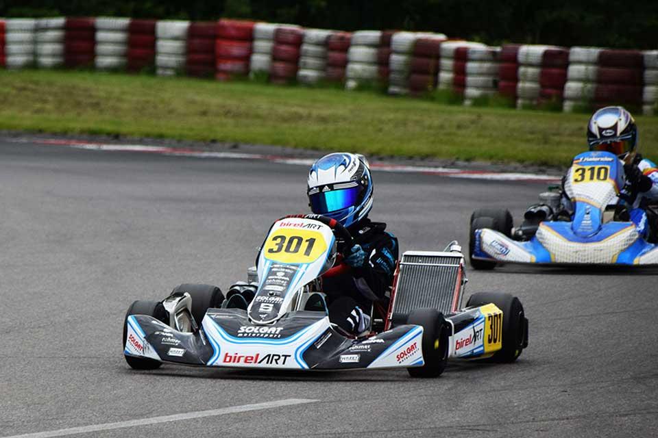 Siege für Solgat Motorsport bei KTWB in Wackersdorf