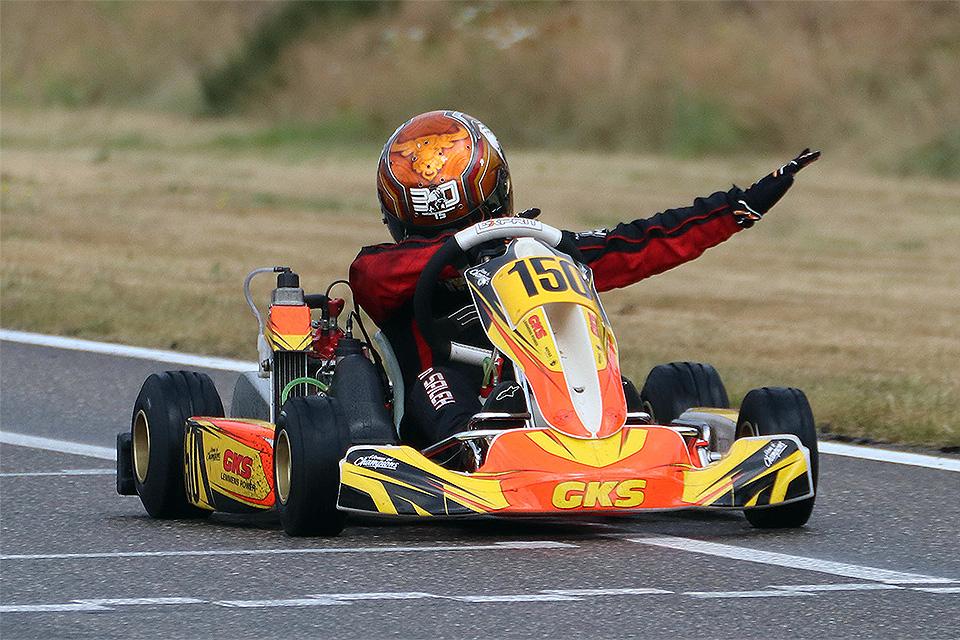 Taym Saleh gewinnt Euro-Trophy-Auftakt
