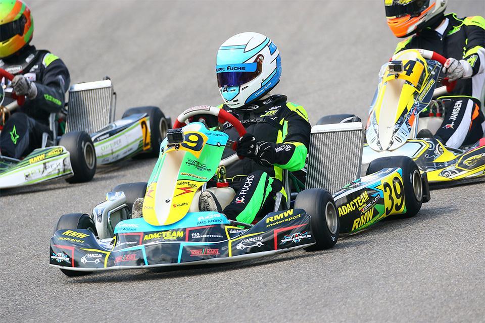 Sieg und Podium für RMW Motorsport in Liedolsheim