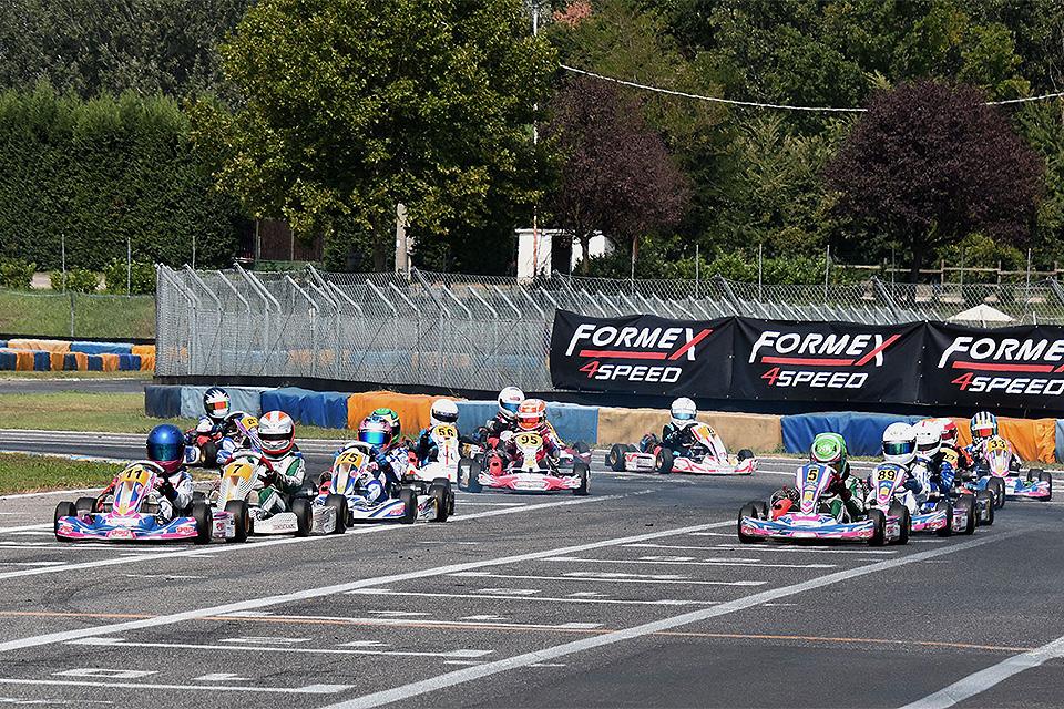 Auftakt der Schweizer Kart-Meisterschaft in 7 Laghi