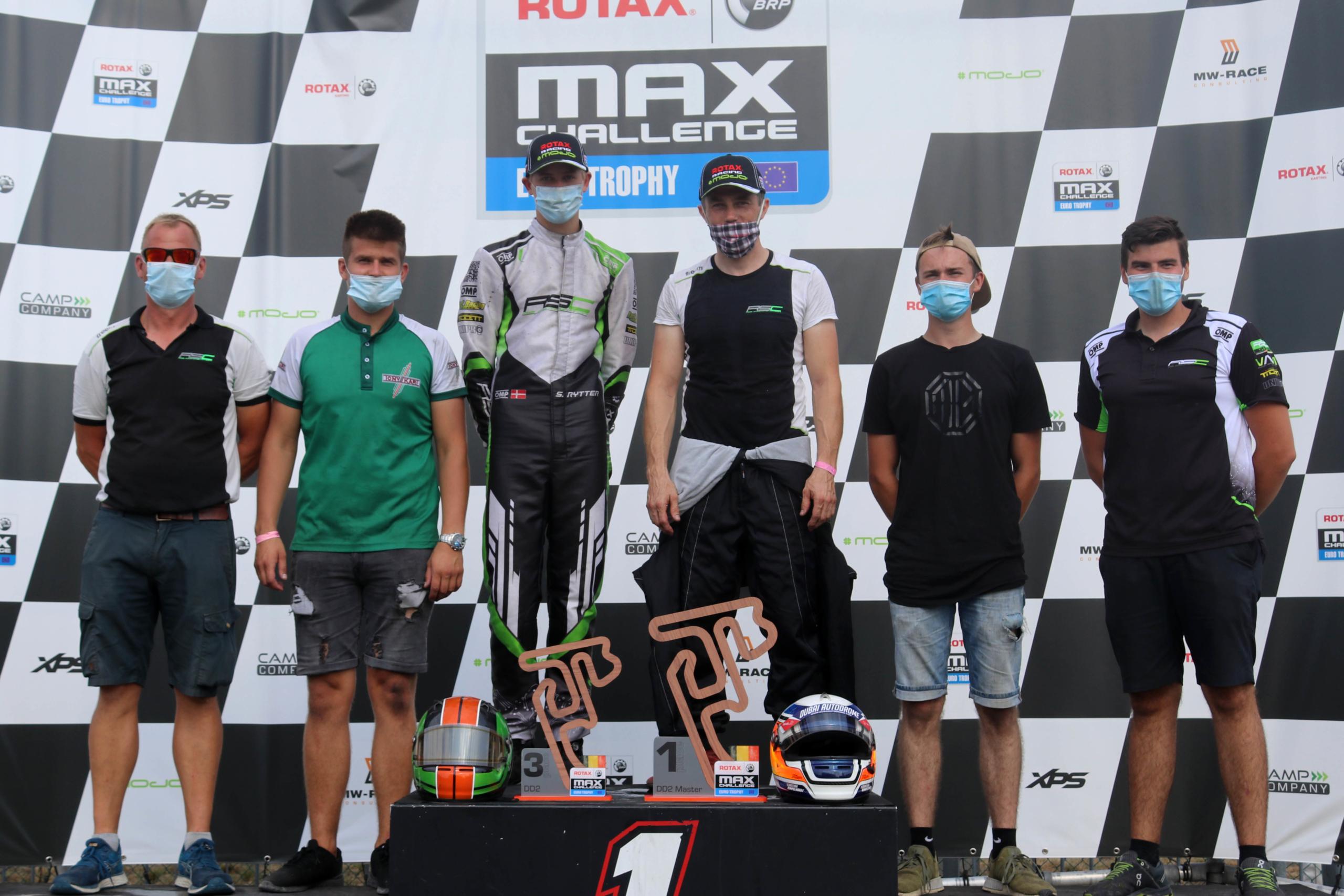 Sieg für RS Competition beim Euro-Trophy-Auftakt