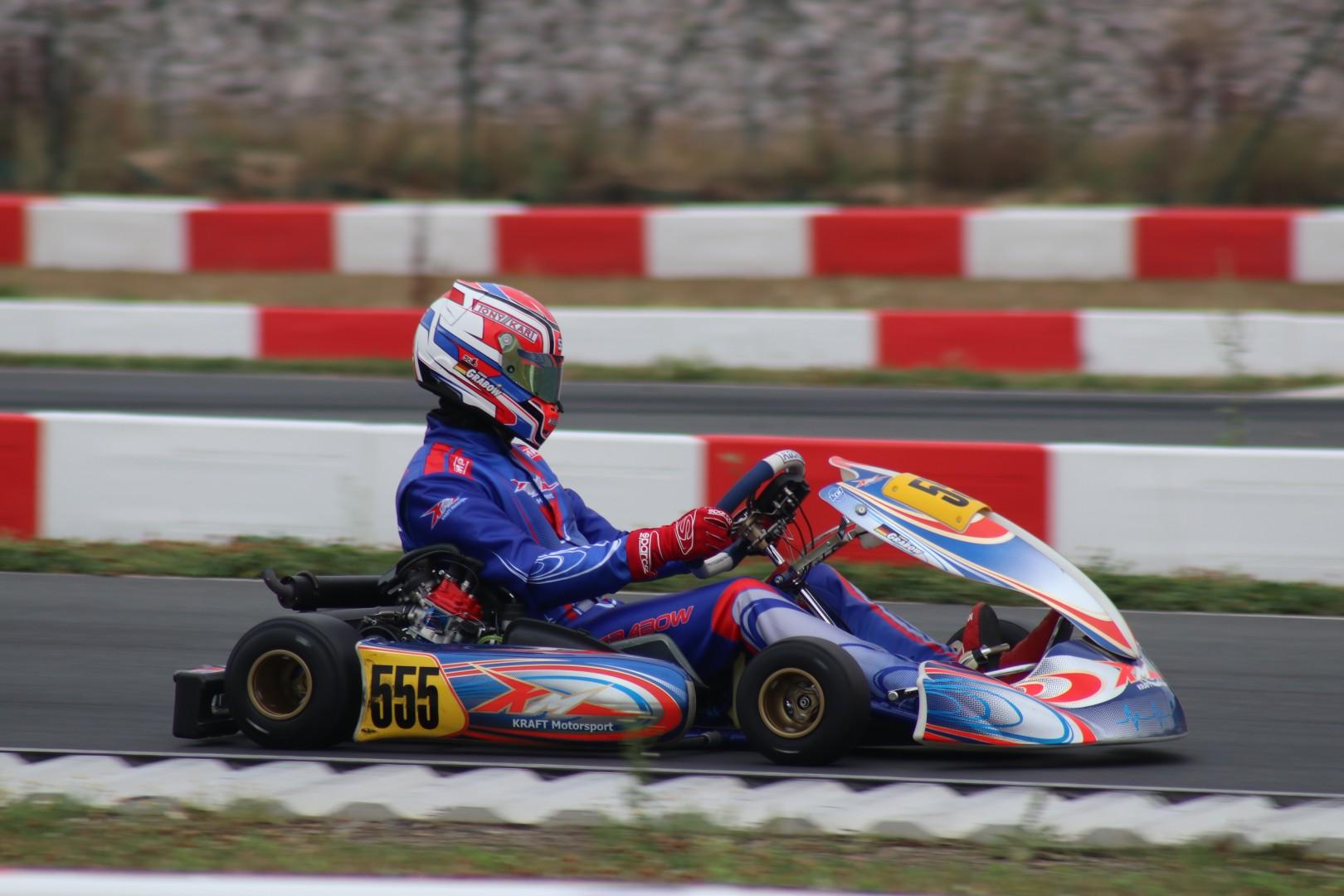 RMC Clubsport Mülsen: Kraft Motorsport mit siegfähigem Speed