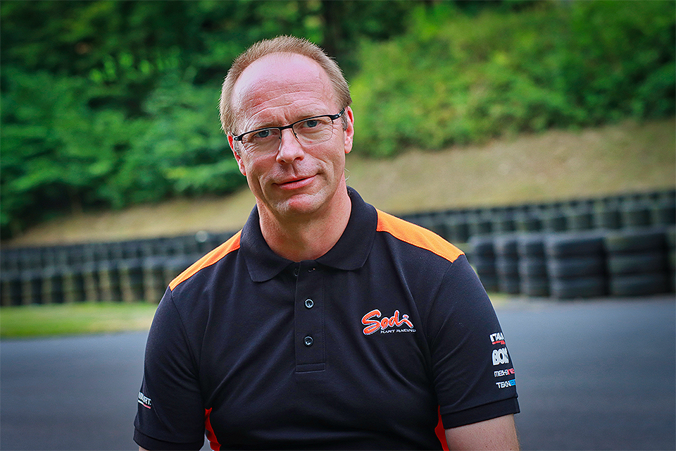 Joachim Beule gibt Kartbahn in Hagen ab