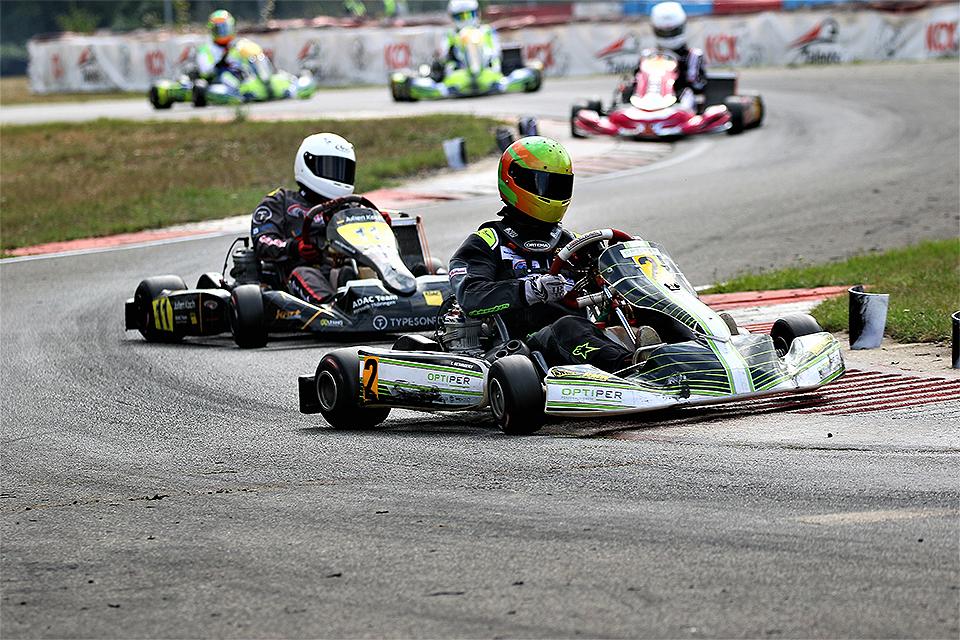 Nächster WAKC-Tagessieg für RMW Motorsport