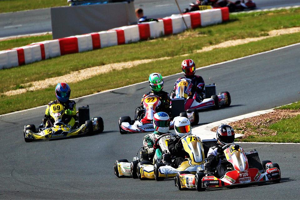 RMW Motorsport in Mülsen auf Top-Kurs