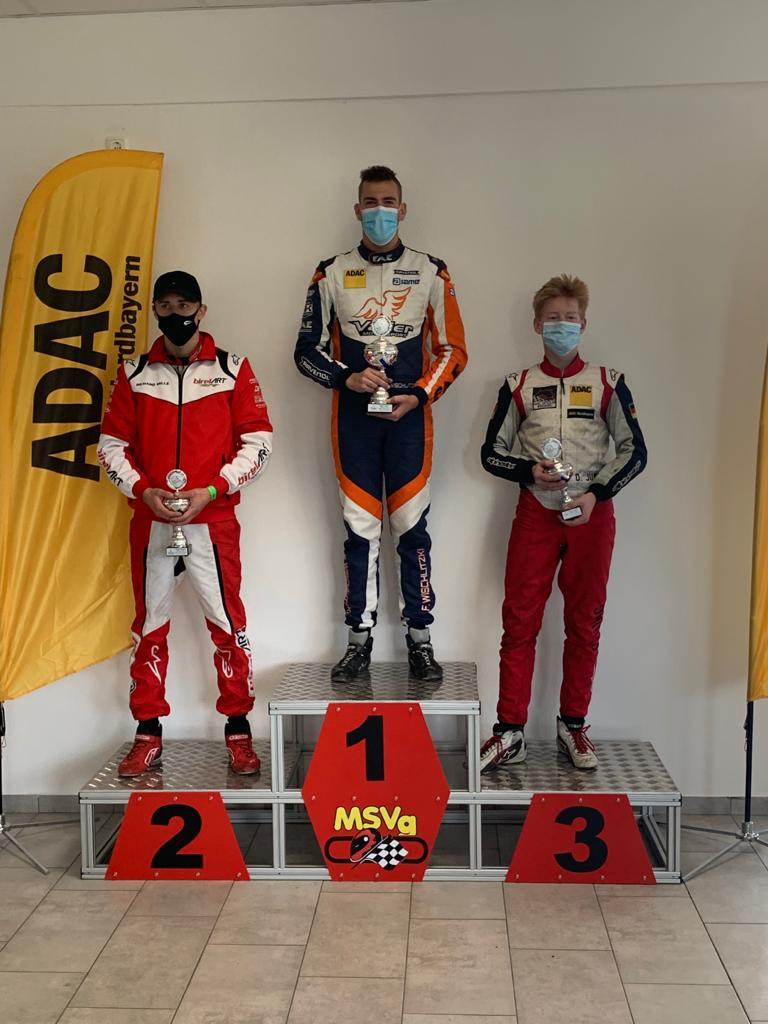 Felix Wischlitzki holt Sieg für Valier Motorsport