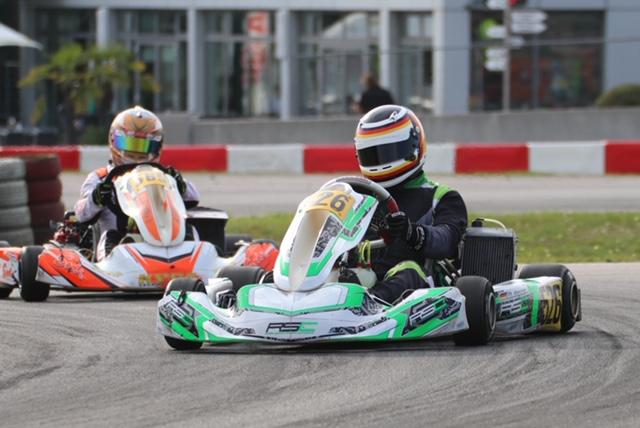 Erfolgreicher Auftritt von RS Competition bei Euro Trophy