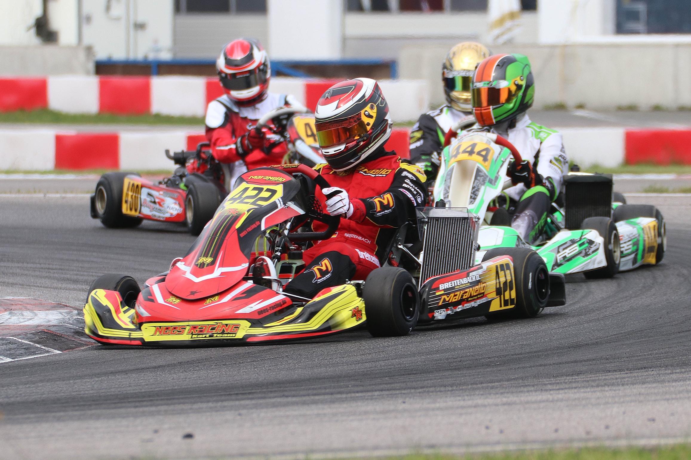 Nees Racing feiert Sieg bei RMC Euro Trophy