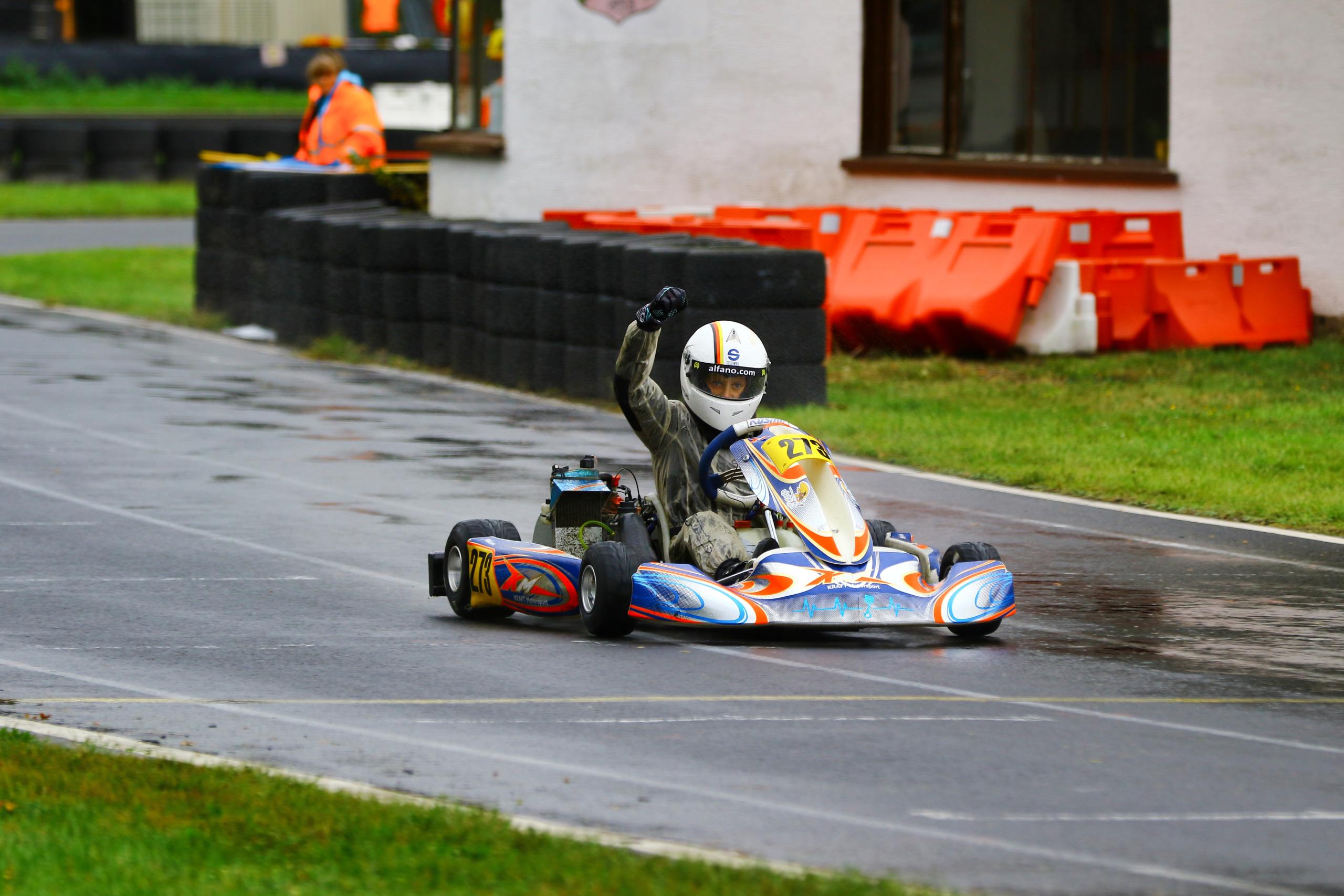 Siegreiches Wochenende für Kraft Motorsport in Wittgenborn