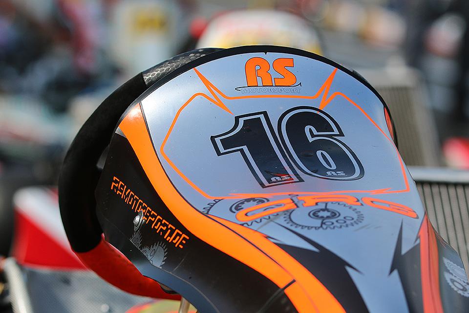 RS Motorsport verpasst Mülsen-Pole um Haaresbreite