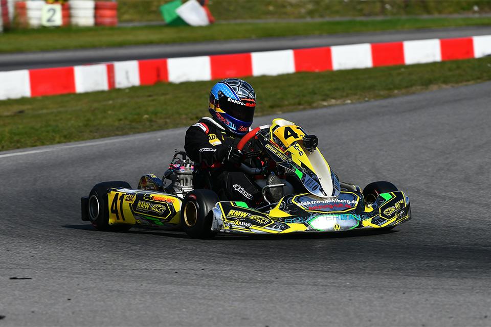 RMW Motorsport gewinnt ADAC Kart Masters