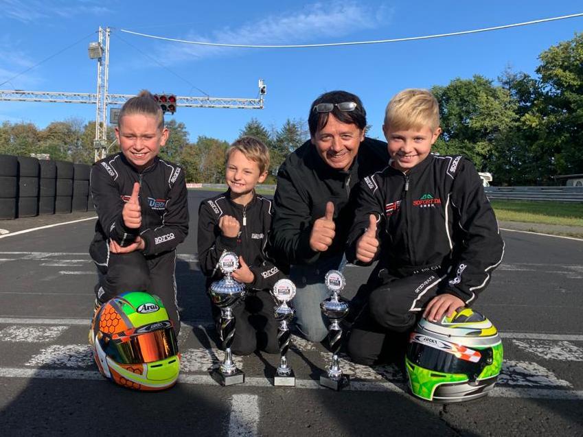 Starke Vorstellung von C4-Racing in Wittgenborn