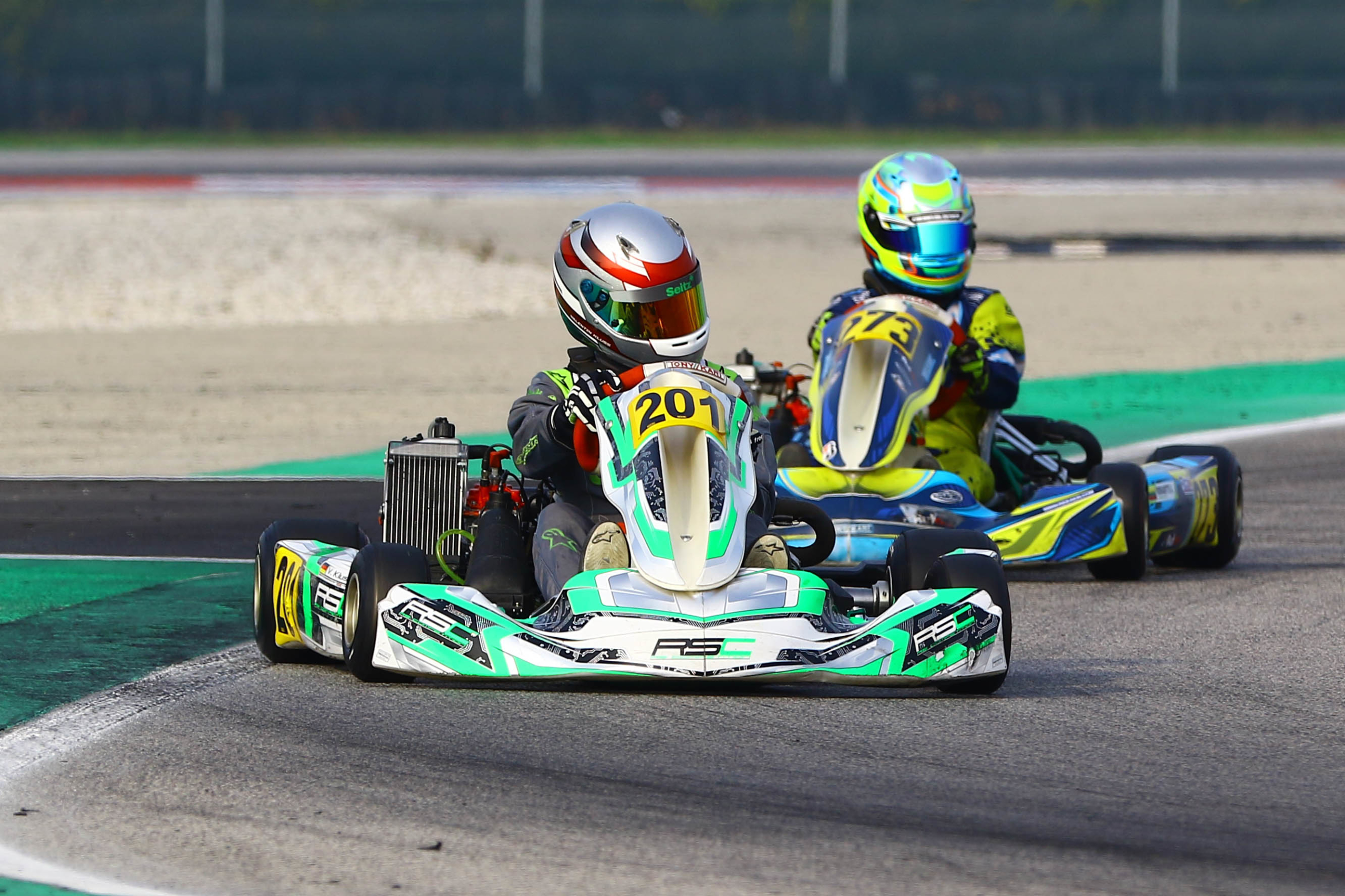 RS Competition ist RMC-Euro-Trophy-Champion