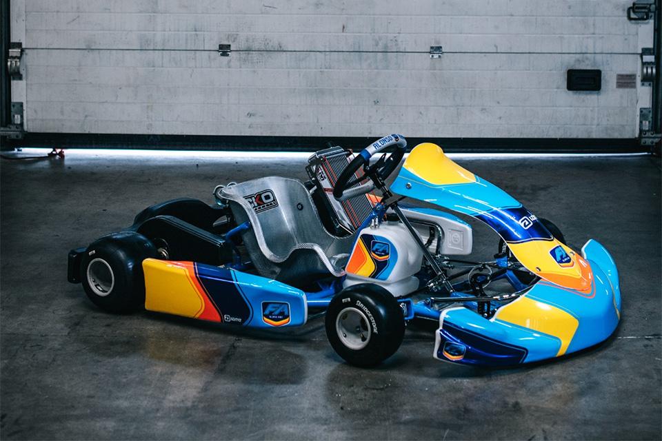TB Motorsport: Offizieller Partner von ALONSO KART