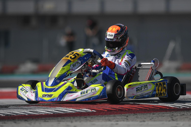 Meisterschaftspunkte und Top-Resultat für Maxim Rehm