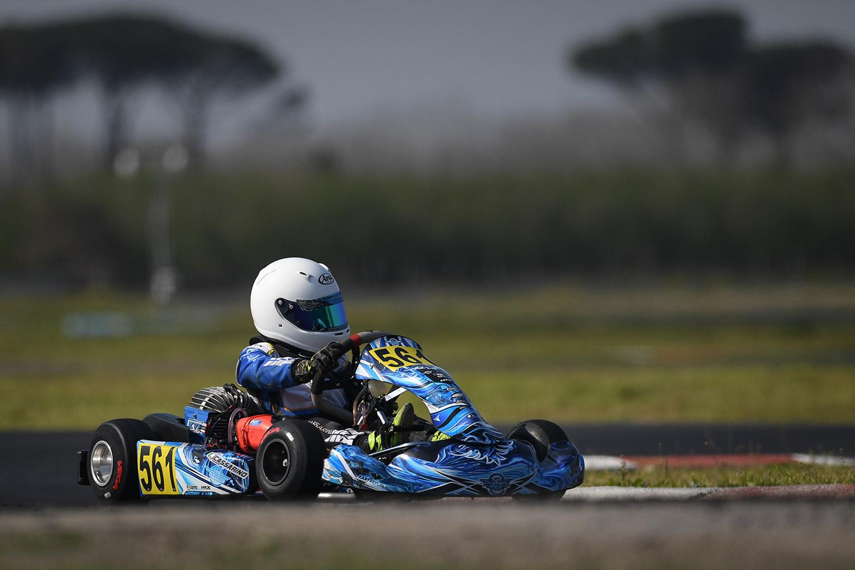 Niklas Cassarino mit starkem Auftritt in Italien