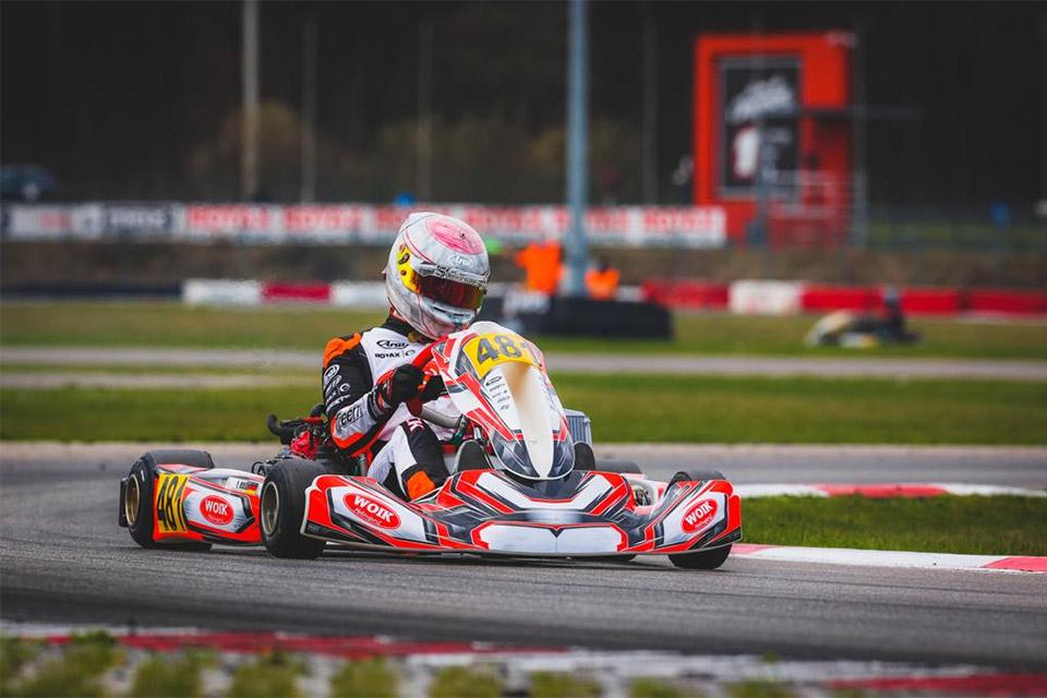 Woik Motorsport mit Top Platzierung