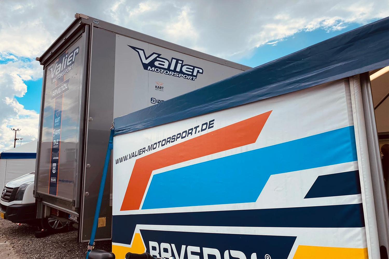 Schwieriger EM-Auftritt für Valier Motorsport