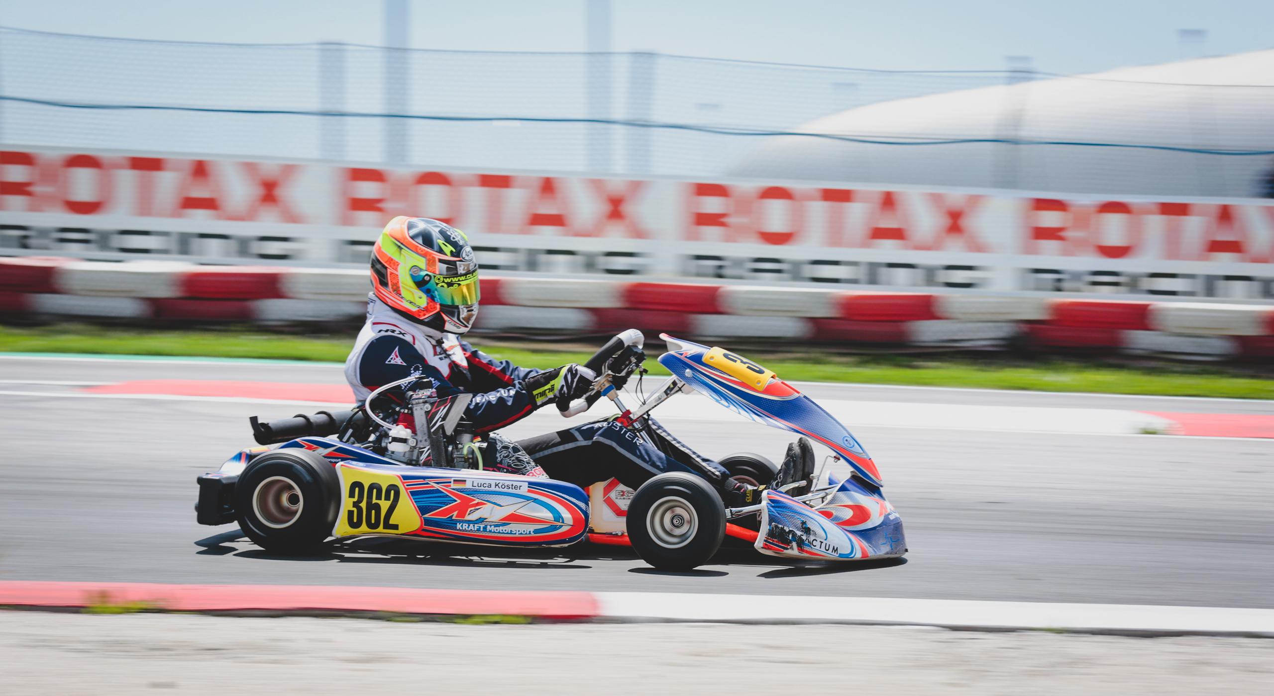Kraft Motorsport: Guter Speed bleibt in Adria unbelohnt