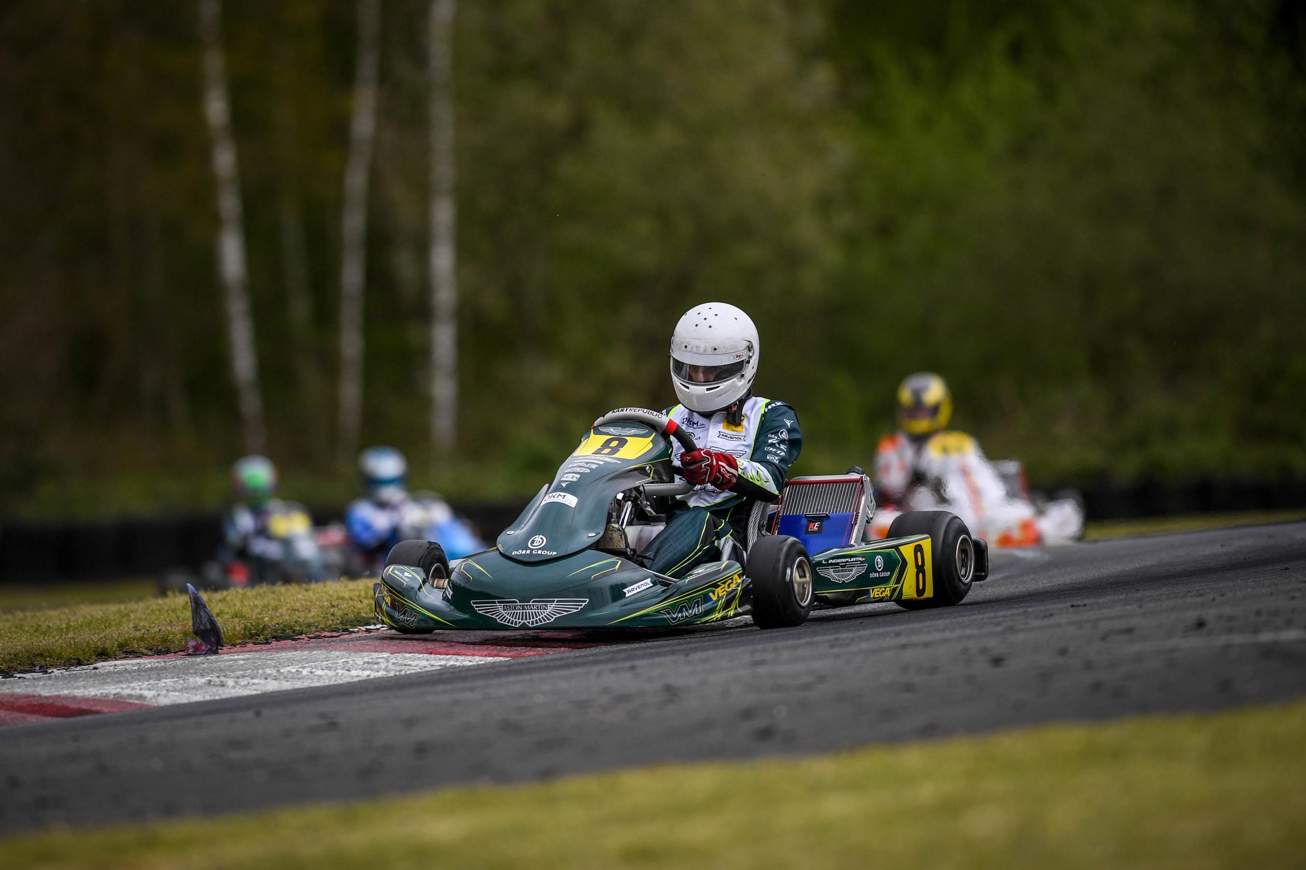 Valier Motorsport: Viel Arbeit nach DKM in Kerpen