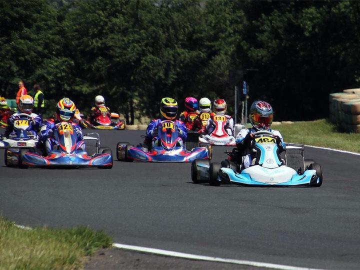 Erfolgreicher Rotax-Saisonstart für Dörr Motorsport