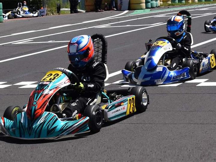 Höhen und Tiefen für C4-Racing in Oppenrod
