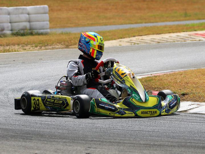 WAKC-Siege für RMW Motorsport
