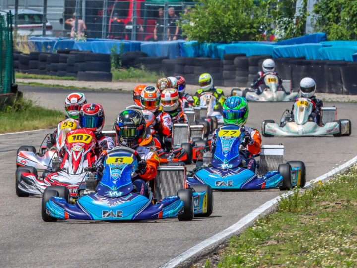 Valier-Motorsport feiert Dreifachsieg in Liedolsheim