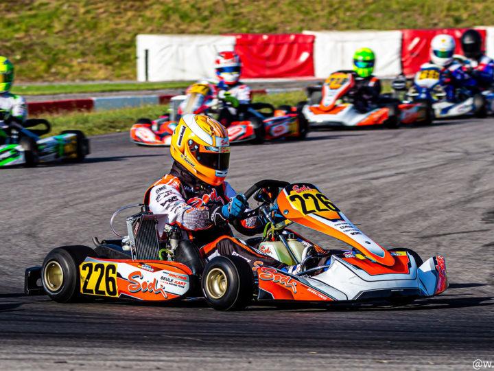 RMC-Sieg und Pokale für Beule Kart Racing