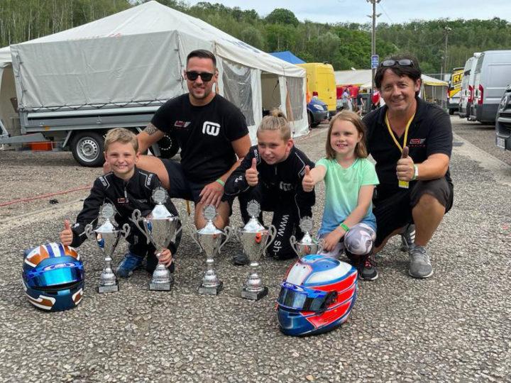 Erfolgreicher Doppeleinsatz von C4-Racing in Kerpen