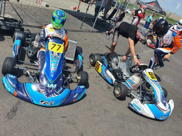 Doppelsieg für Valier-Motorsport in Oschersleben