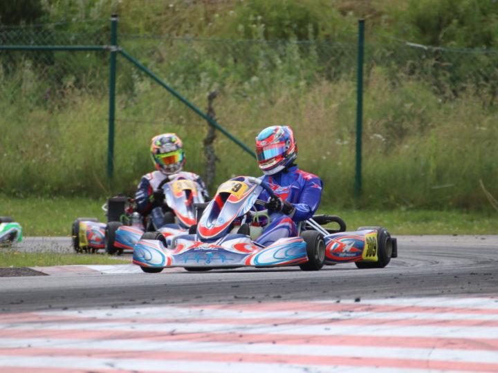 RMC-Podium für Kraft Motorsport