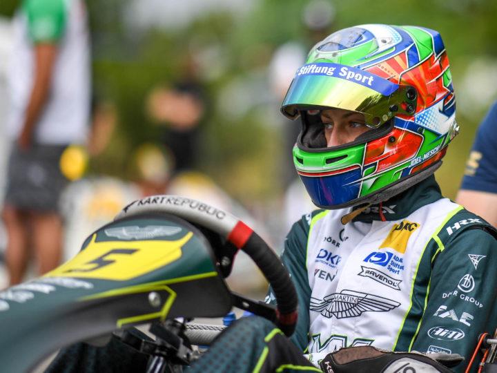 Lichtblick für Valier Motorsport in Wackersdorf