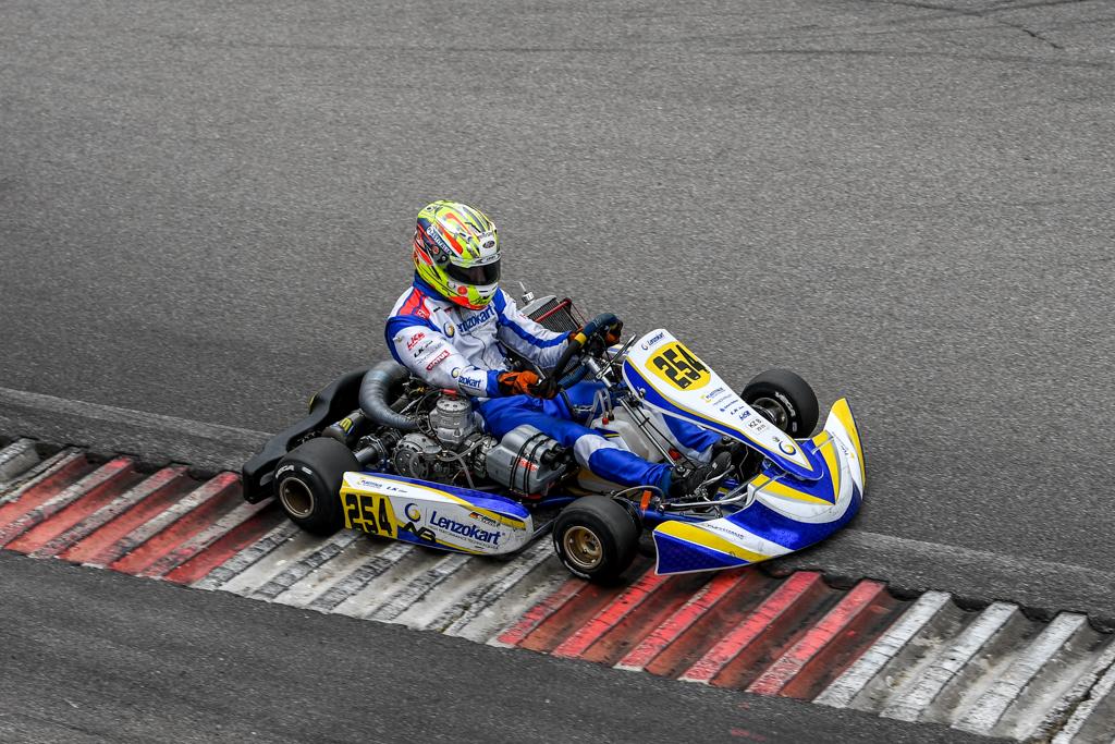 Top-Ten für NB Motorsport in Wackersdorf