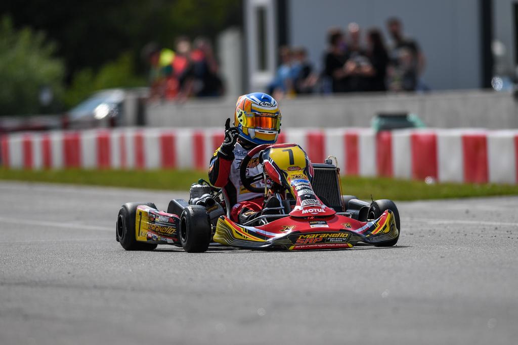 Niels Tröger feiert nächsten DKM-Sieg
