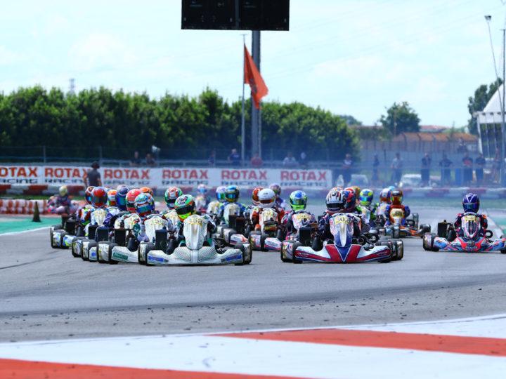 Rotax MAX Challenge Euro Trophy feiert neue Sieger und Halbzeitmeister