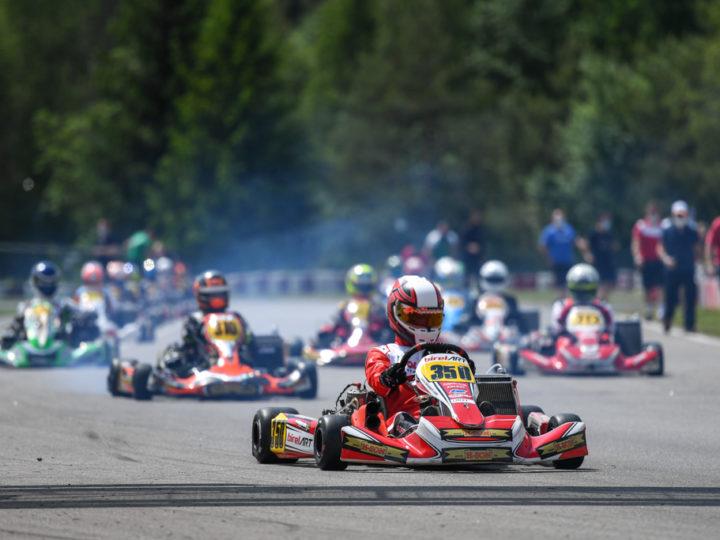 Solgat Motorsport-Fahrer zeigen gute Entwicklung in Wackersdorf