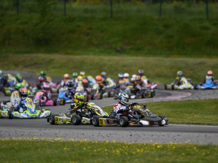 TB Racing Team feiert ersten FA-Kart-Triumph