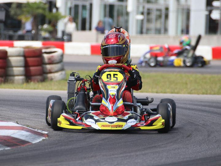Freud und Leid bei Nees Racing beim RMC-Auftakt