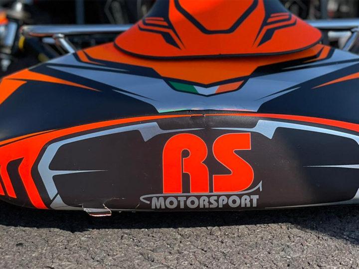 RS Motorsport-Schützlinge punkten beim SAKC in Wackersdorf