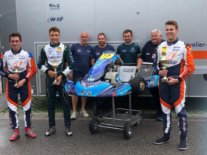 Valier Motorsport räumt in Wackersdorf ab