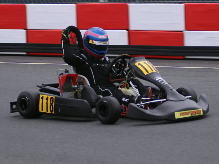 Sieg und Podestplätze für Nees Racing in Mülsen