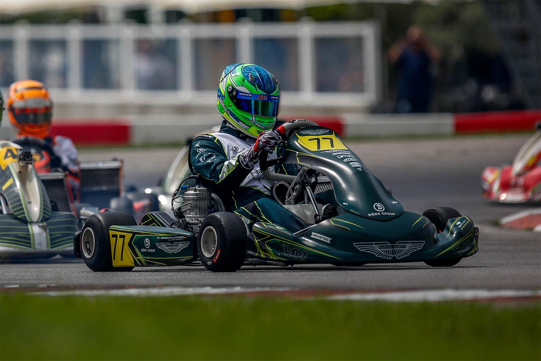 Doppelpodium für Valier Motorsport in Wackersdorf