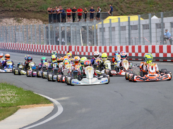 Erste Entscheidungen in der Rotax MAX Challenge Euro Trophy gefallen